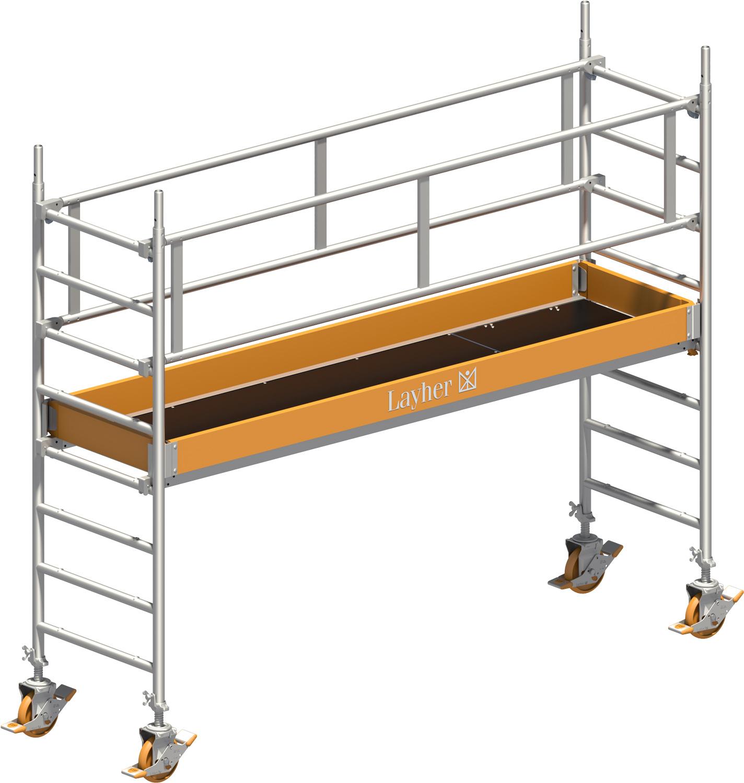 Fahrgerüst Layher Uni Standard 1101