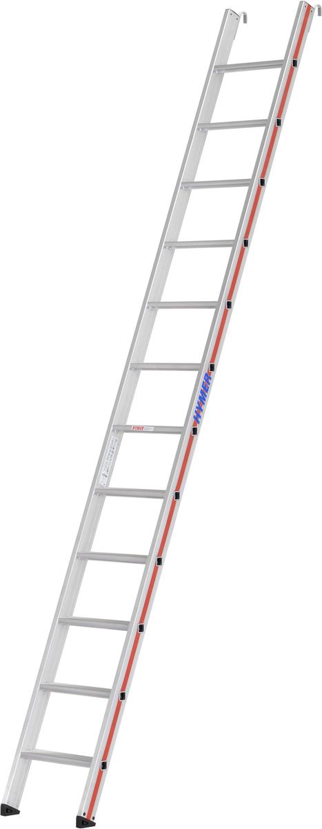 Hymer Regalleiter einhängbar SC 80 Alu 12 - 17 Stufen
