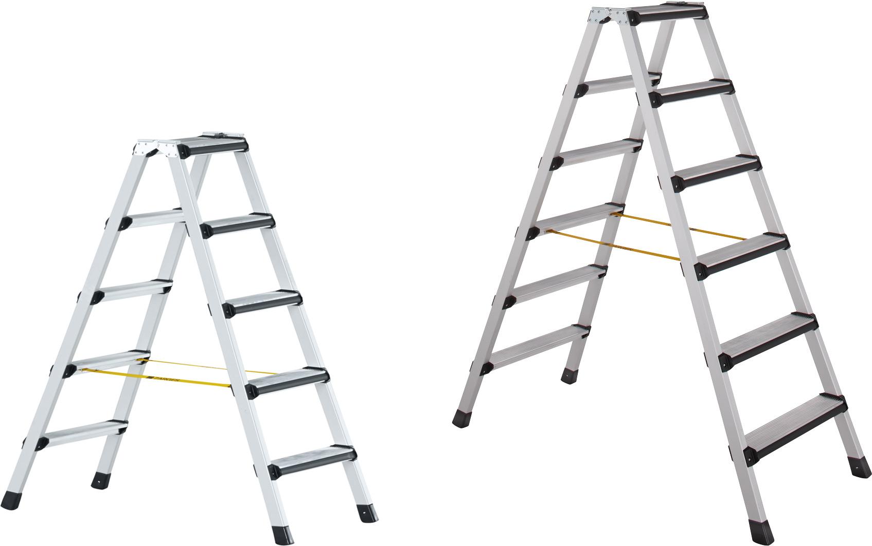 ZARGES Stufen Stehleiter Comfortstep B - Stufen