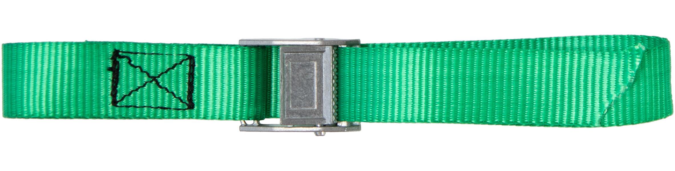 Huck Gurtschnellverschluss 0,55 m grün