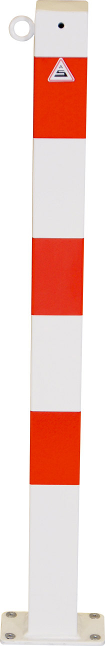 Schake Absperrkettenpfosten 70 x 70 mm
