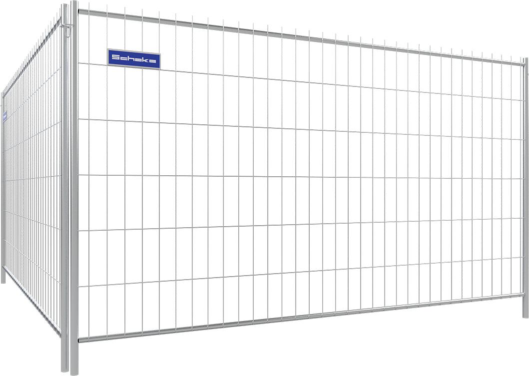 Schake Mobilzaun Standard 2,00 m hoch