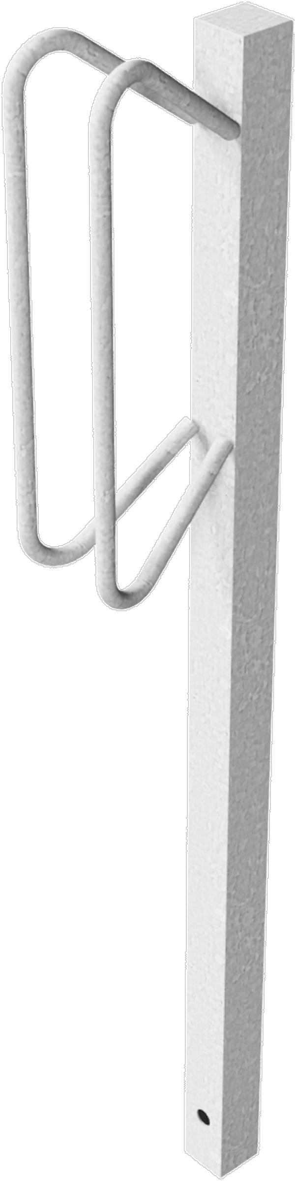 Schake Fahrradständer Stahl - Einzelparker